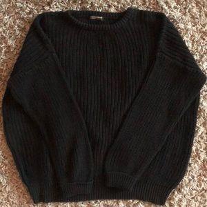 Black American Apparel Sweater